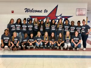 Girls Soccer – Region Champs!