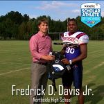 Northside's Frederick Davis – Kinetic Credit Union's Scholar Athlete of the Week
