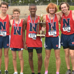 Congrats to our Patriots Boys Cross Country Team for winning Region!