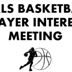 Girls Basketball Interest Meeting