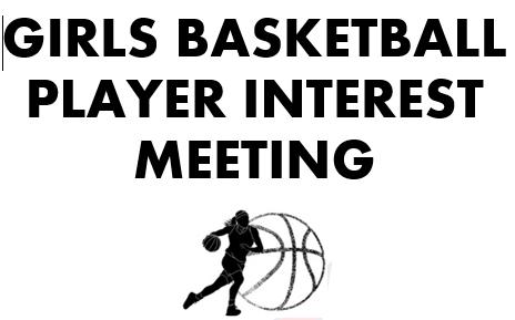 Girls Basketball Interest Meeting
