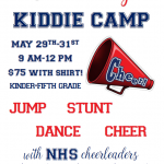Cheerleading Kiddie Camp