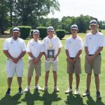 Congratulations Boys Golf – 2nd Place in area tournament and State qualifier