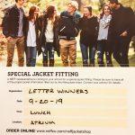 Varsity Letter Jackets