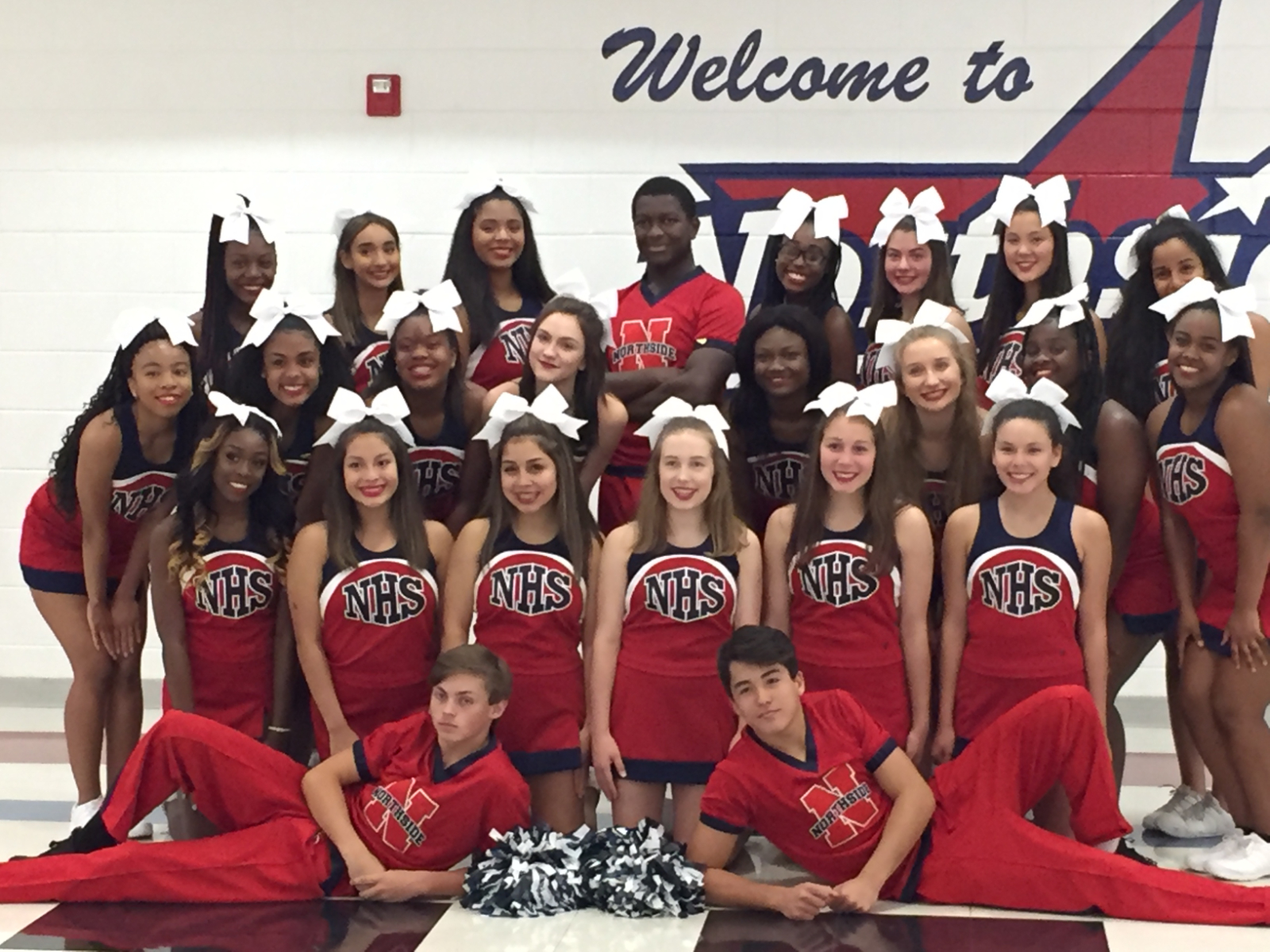 Sideline Cheer Tryouts – April 21 – 23