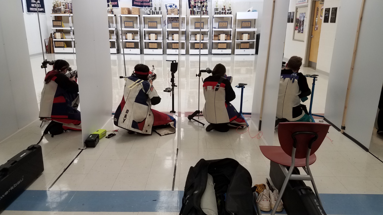 Rifle Sections