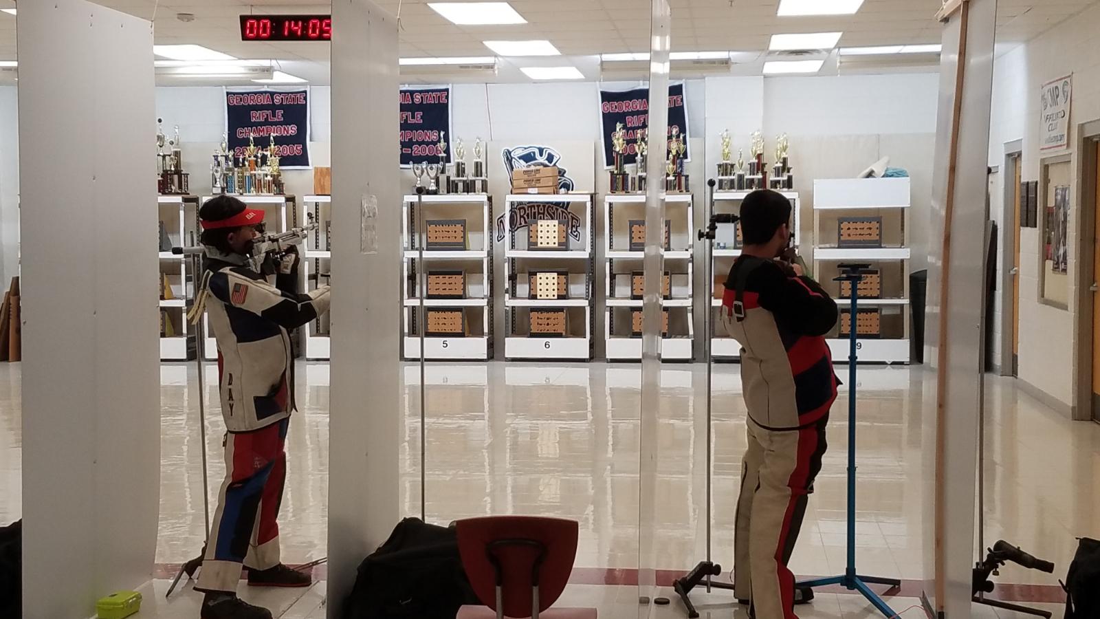 Rifle – Semi Finals Match