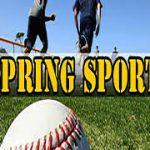 Spring Sports Season