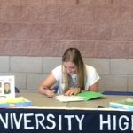 Madison Fisher signs with University of Alaska Anchorage