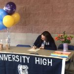 Kiahlei Yaste signs with Sheridan College