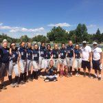 1st Varsity Softball Win in School History