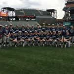 UH Baseball Scrimmages at Coors Field