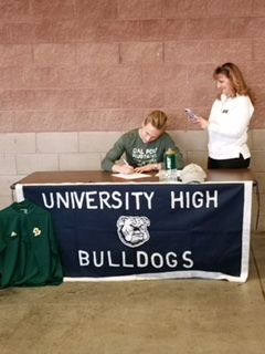 Trevor Mowry Signs Letter of Intent