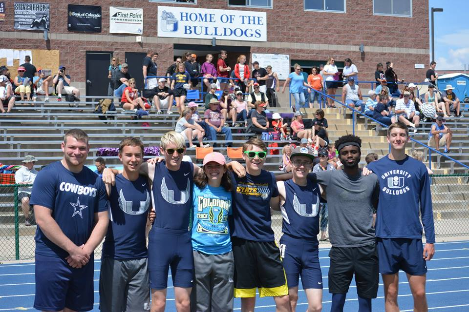University Bulldogs Run at State Track this Weekend