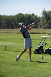 FMHS Invitational Golf Tournament 2015-16