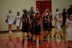 Girls Varsity Basketball 2015-16