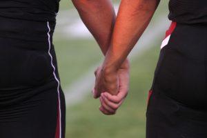 Varsity Football vs Brush 9/1/17