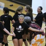 Preseason Volleyball Scrimmage Aug 18, 2017