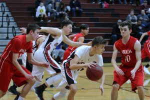 Basketball JV vs Arvada – Jan 12, 2018