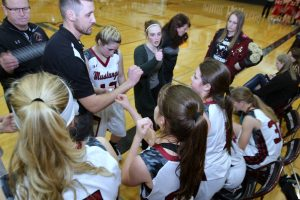 Girls Basketball Feb. 15, 2018