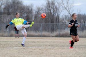 Girls Soccer – March 21, 2018