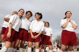 Girls C Team Soccer – March 14, 2018