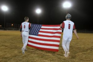 Varsity Baseball vs Erie – March 8, 2018