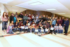 Wrestling Banquet – March 21