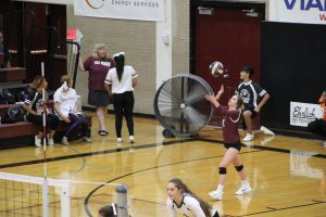Volleyball vs. Wheat Ridge (Sep. 12, 2018)