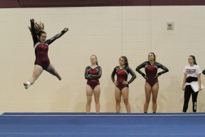 Gymnastics Home Meet vs. Cherry Creek 9/20/18