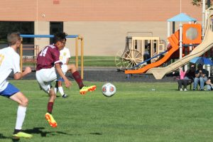 Varsity Soccer vs. Wheat Ridge 9/12/18