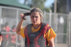 Softball vs. Strasburg September 25, 2018