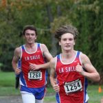 Boys Cross Country qualify for State at 5A Conference Championships