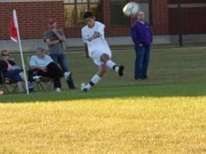 Varsity Boys Soccer v. Buchanan