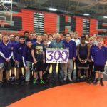 Coach Pete Bachinski Reaches 300 Wins