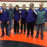 Three Rivers Wrestlers Earn All-Conference