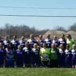 TR Girls Soccer Wins Tournament