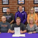 TR Football Player Headed to K College