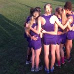 TR Girls XC Places 2nd at County Meet