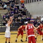 Three Rivers Boys Basketball Sweep Vicksburg