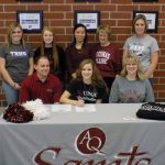 Mackenzie Deel Signs with Aquinas College