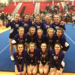 TR Cheer Places 3rd in Division at Stevensville Lakeshore