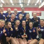 TR Cheer Places 1st in Division at Bulldog Invite