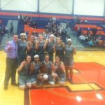 TR Girls Basketball – District Champions!