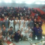 TR Boys Basketball Back 2 Back District Champs!