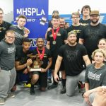 TR Boys Powerlifting Places 3rd at State!