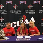 Rhyeli Krause Signs With Concordia University