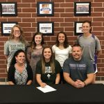 Sternbergh Commits to Glen Oaks for Softball