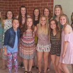 TR Softball Earns Academic All-State