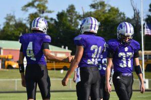 Varsity Football vs. Plainwell 8.24.17